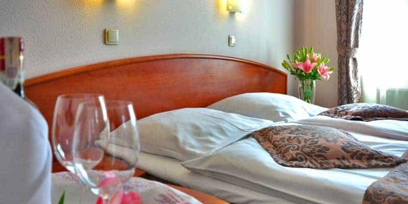 Hotel that is bed bug free in Las Vegas